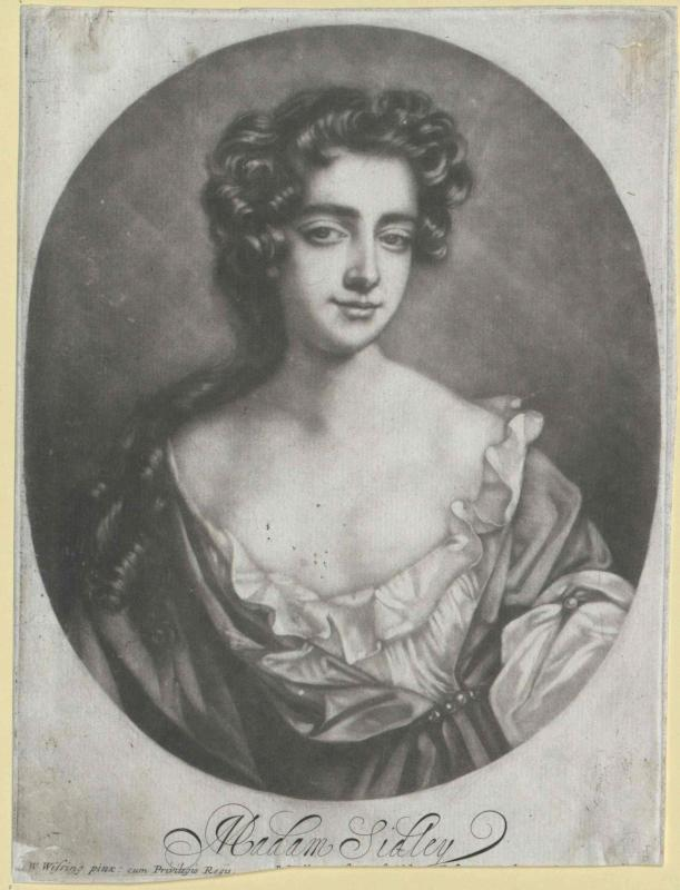 Sedley, Catherine Countess of Dorchester