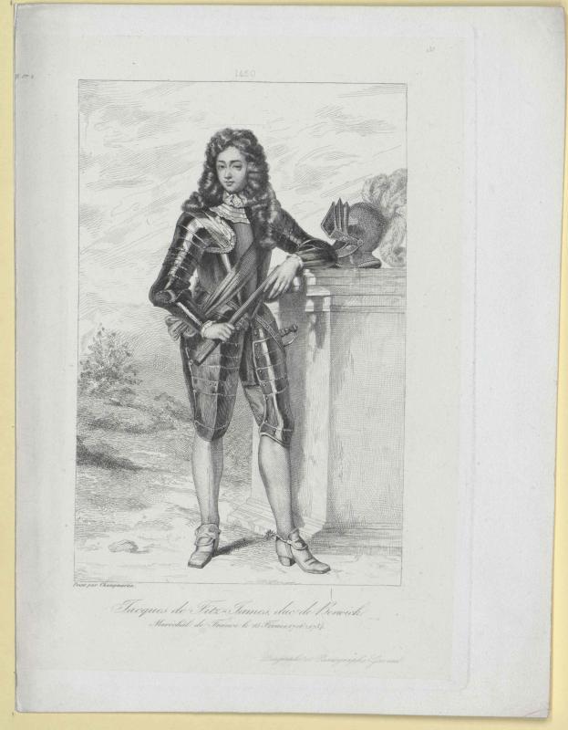 Fitzjames, James Duke of Berwick