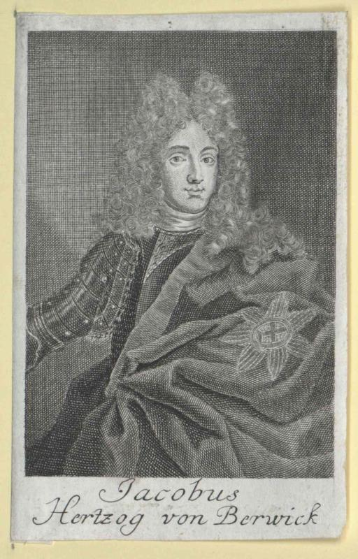 Fitzjames, James Duke of Berwick