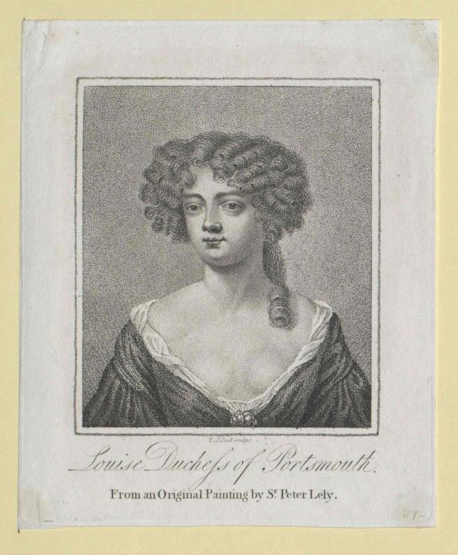 Keroualle, Louise Renée de
