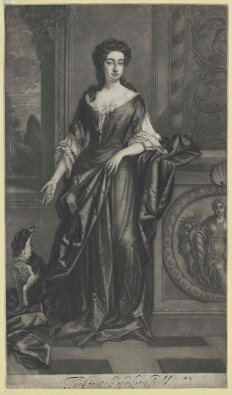 Fitzroy, Charlotte Lady