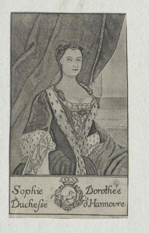Sophie Dorothea, Prinzessin von England