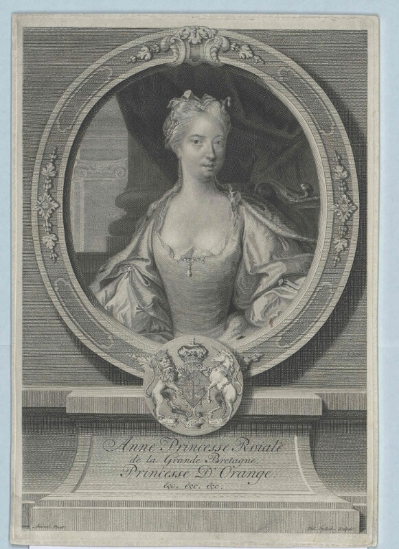Anna, Prinzessin von England