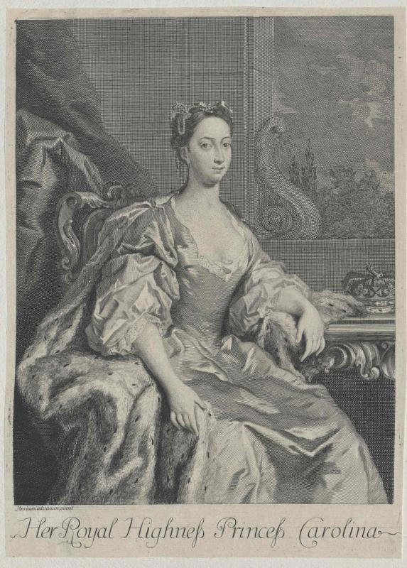 Karoline Elisabeth, Prinzessin von England
