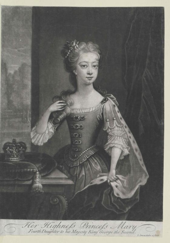 Maria, Prinzessin von England