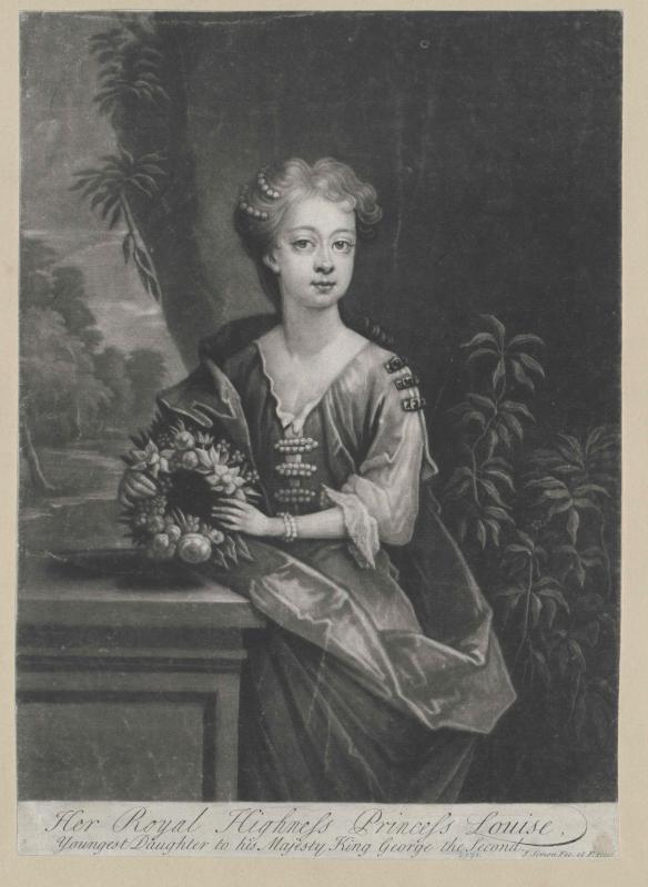 Luise, Prinzessin von England