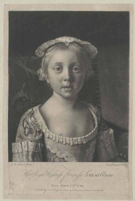 Luise Anna, Prinzessin von England
