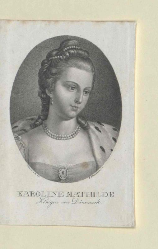 Mathilde, Prinzessin von England