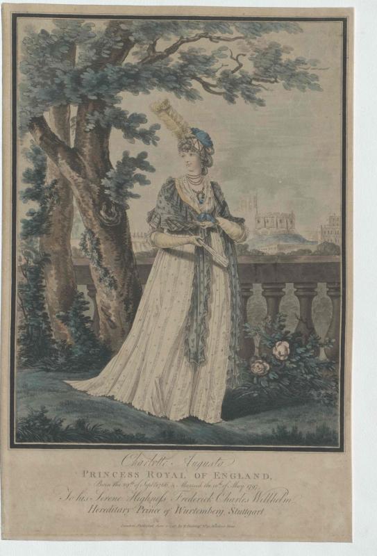 Charlotte, Prinzessin von England
