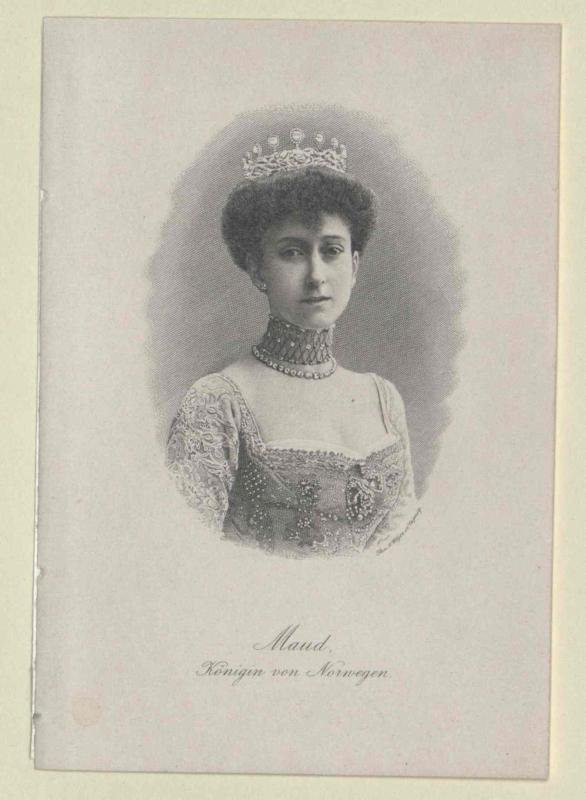 Maud, Prinzessin von England