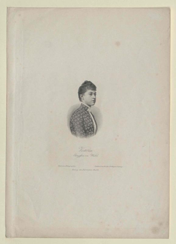 Viktoria Alexandra, Prinzessin von England