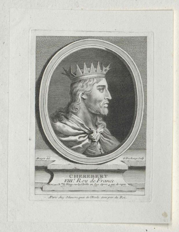 Charibert I., König der Franken