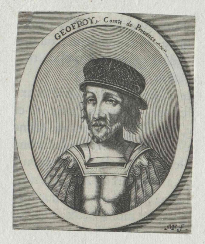 Gottfried I., Markgraf von Provence