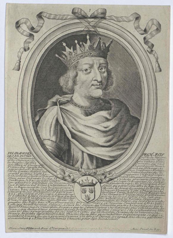 Pharamond, König der Franken