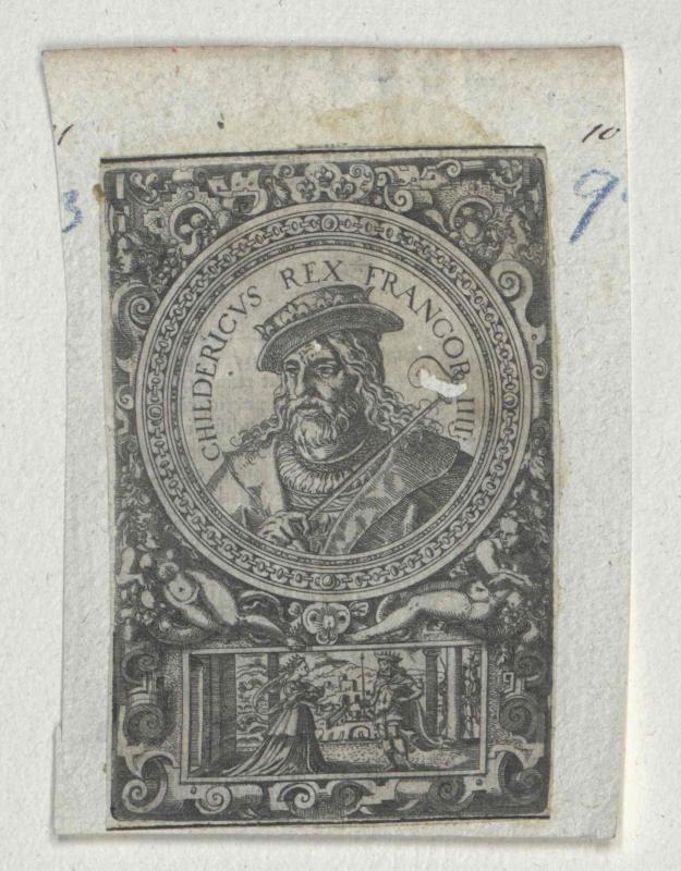 Childerich I., König der Franken