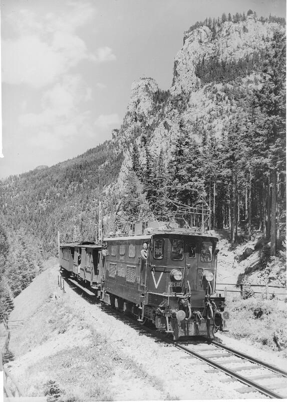 Strecke Stainach-Irding – Klachau -Tauplitz