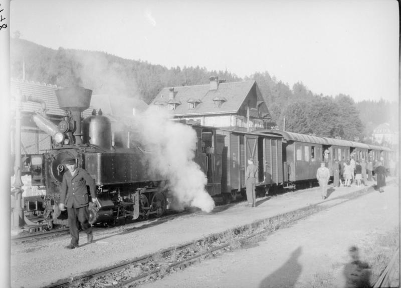 Station der Murtalbahn