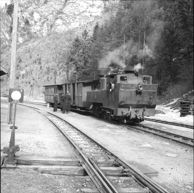 Schmalspurbahn Kapfenberg – Au – Seewiesen