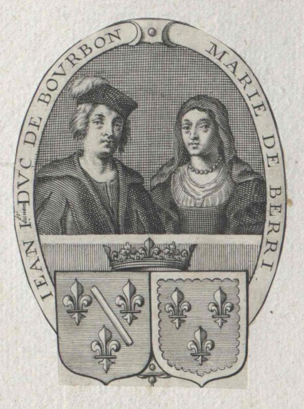 Johann I., Herzog von Bourbon