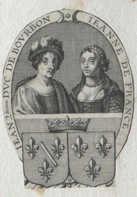 Johann II., Herzog von Bourbon