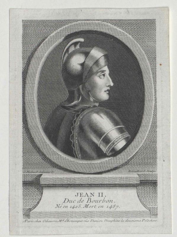 Johann II., Herzog von Frankreich
