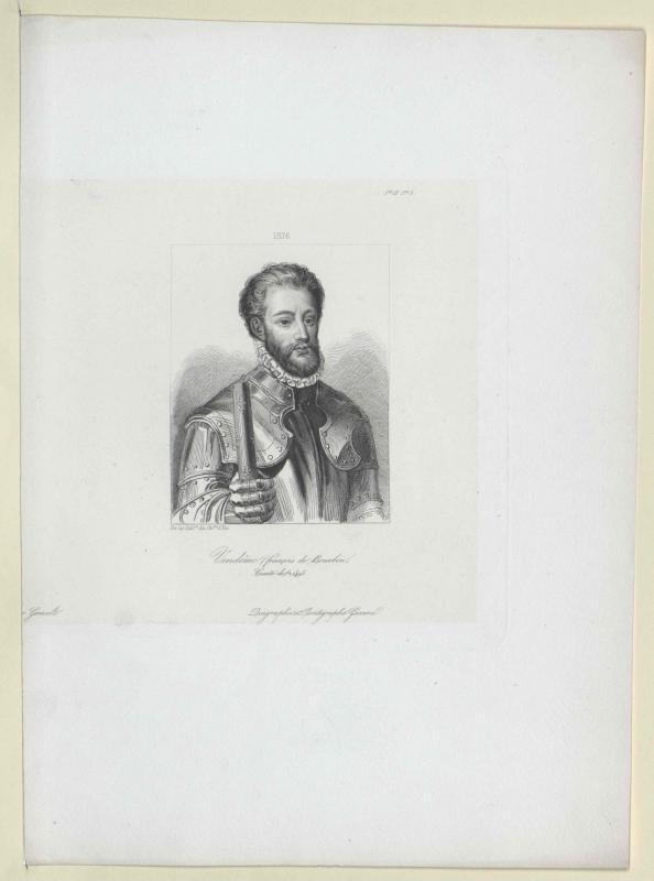 Vendôme, François de Bourbon,  Comte de