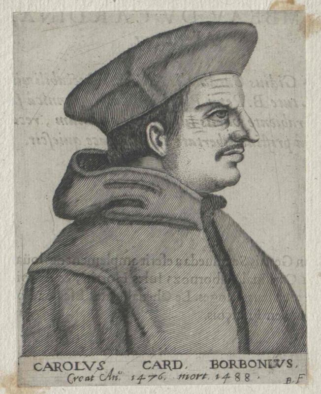 Karl II., Herzog von Bourbon