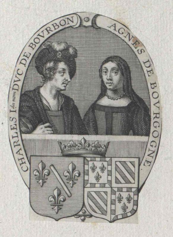 Karl I., Herzog von Bourbon