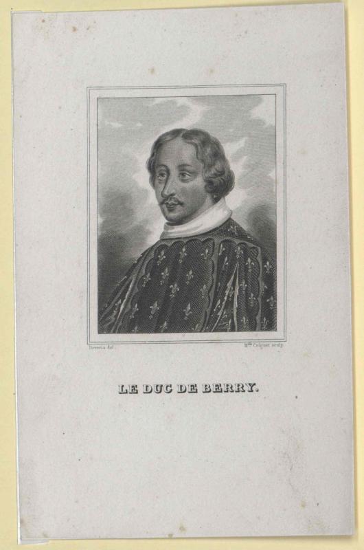 Johann, Prinz von Frankreich Herzog von Berry