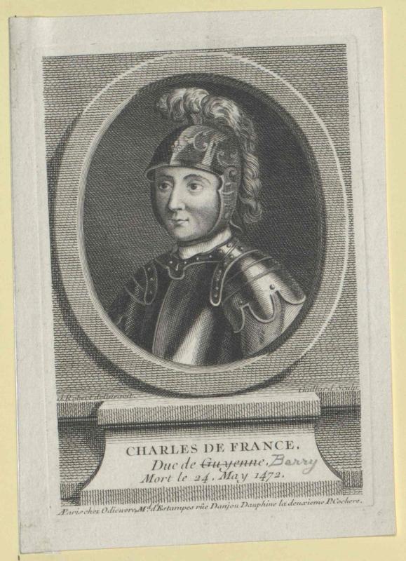Karl, Prinz von Frankreich Herzog von Berry