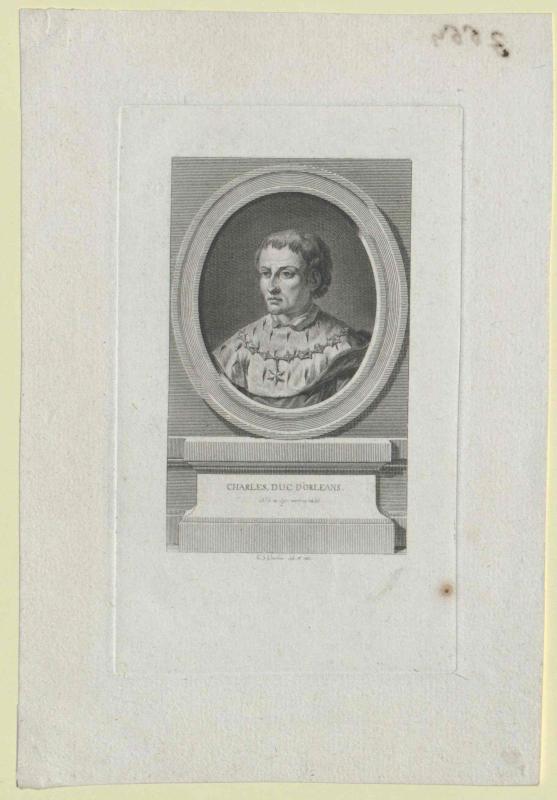 Karl , Herzog von Orléans