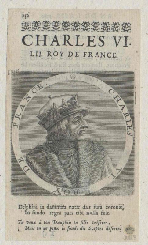 Karl VI., König von Frankreich