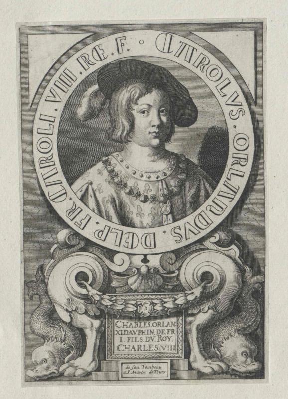 Karl, Dauphin von Frankreich
