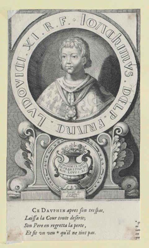 Joachim, Dauphin von Frankreich