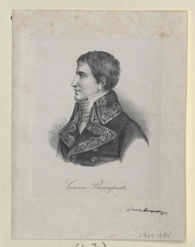 Bonaparte, Lucian