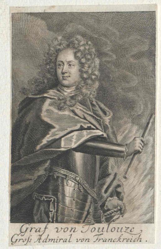 Bourbon, Comte de Toulouse, Louis Alexandre de