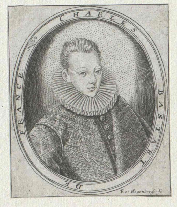 Valois, Duc d'Angoulême, Charles de