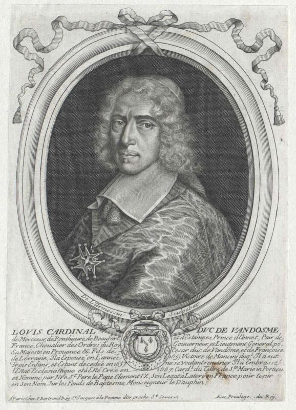 Vendôme, Duc de Vendôme, Louis I. de