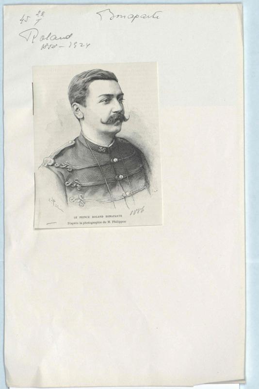 Bonaparte, Roland Prinz