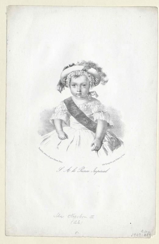 Bonaparte, Ludwig Napoleon Prinz