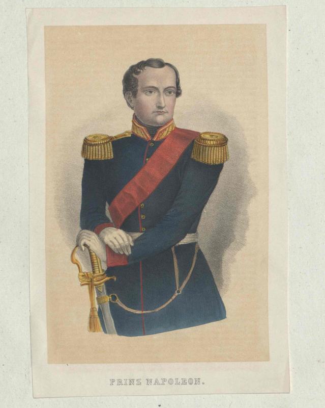 Bonaparte, Napoleon Karl Prinz