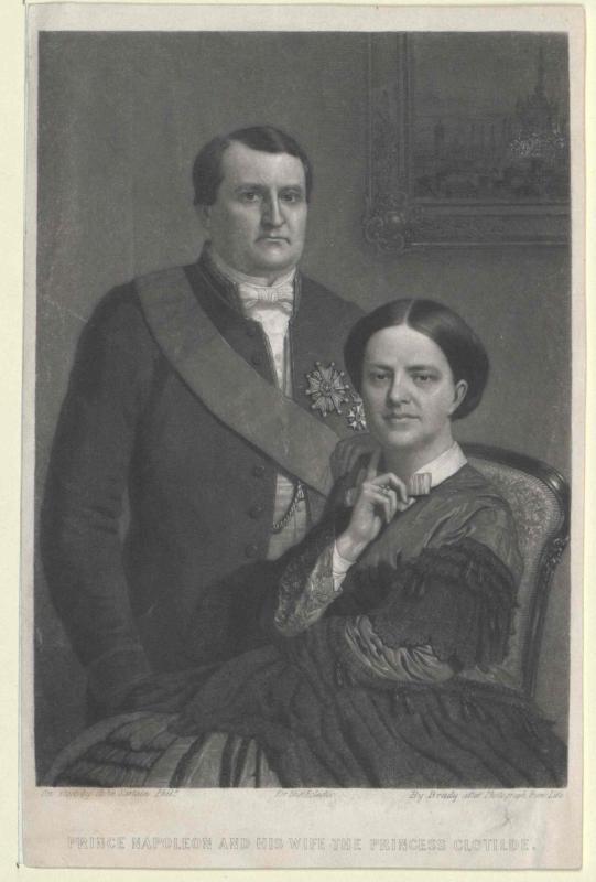 Bonaparte, Jérome Napoleon