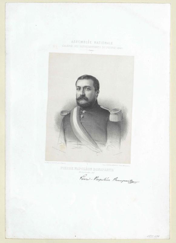 Bonaparte, Peter Napoleon