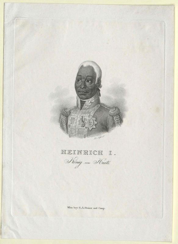 Heinrich I., König von Haiti