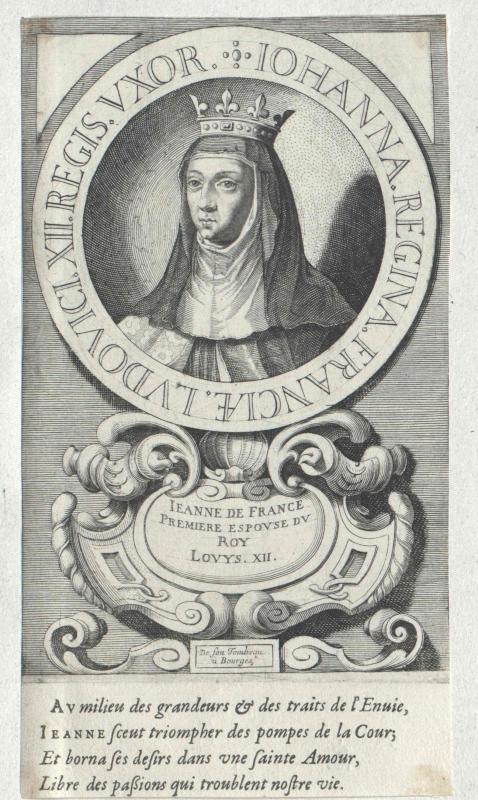 Johanna, Prinzessin von Frankreich