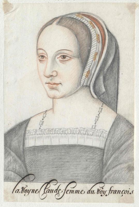 Klaudia, Prinzessin von Frankreich