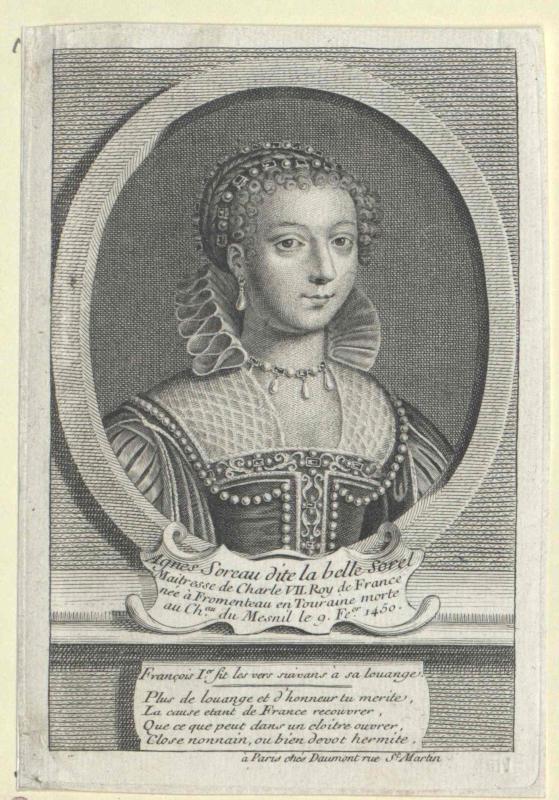 Sorel, Agnès