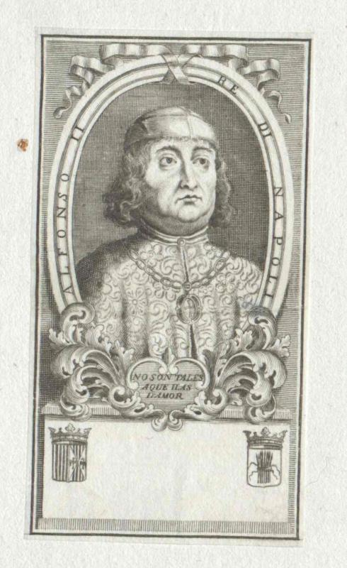 Alfons II., König von Neapel