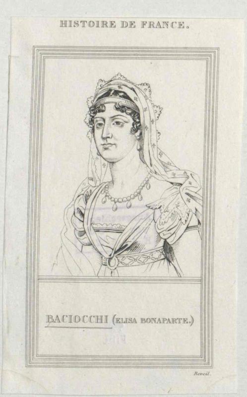 Bonaparte, Elise