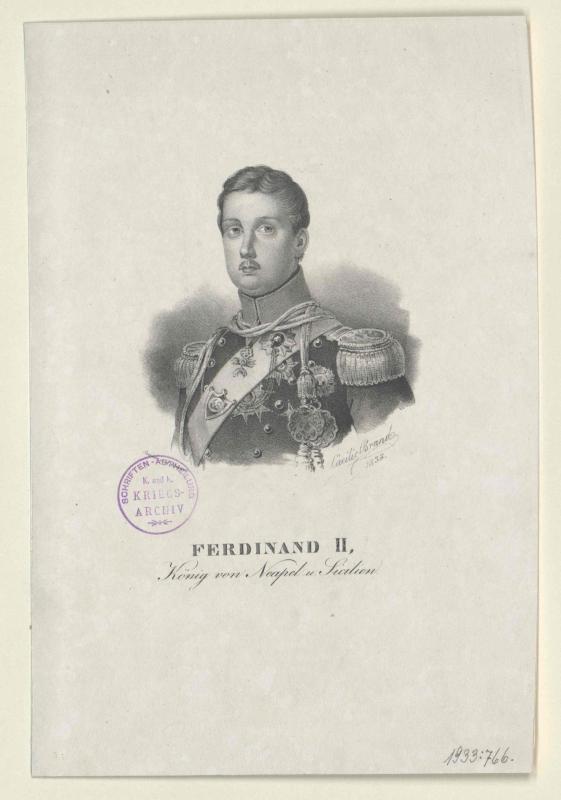 Ferdinand II., König beider Sizilien